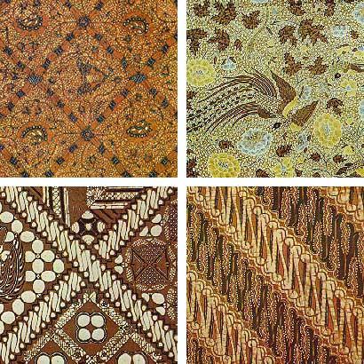 Batik Hasil Kebudayaan Indonesia